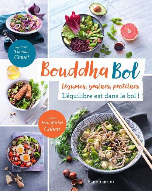 Bouddha bol ; légumes, graines, protéines, l'équilibre est dans le bol !
