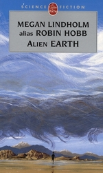 Couverture de Alien earth