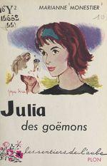 Julia des goëmons  - Marianne Monestier