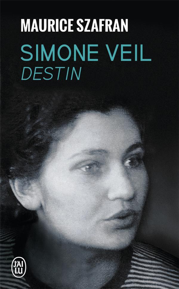 Simone Veil, destin