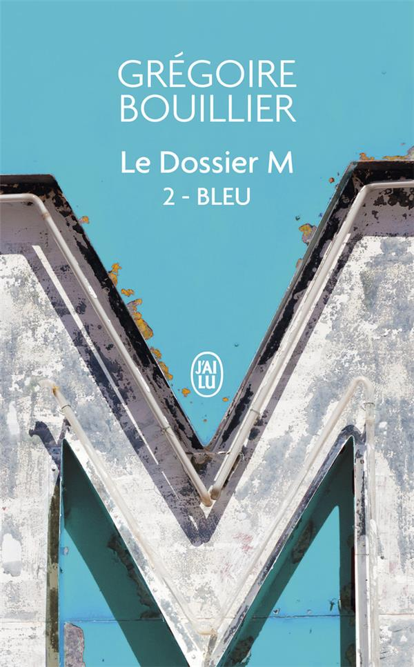 Le dossier M T.2 ; bleu