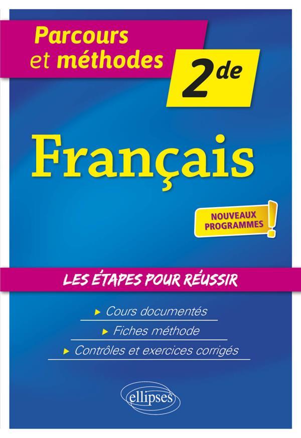 francais ; 2de - nouveaux programmes
