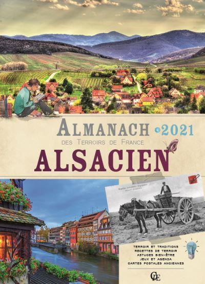 Almanach alsacien (édition 2021)
