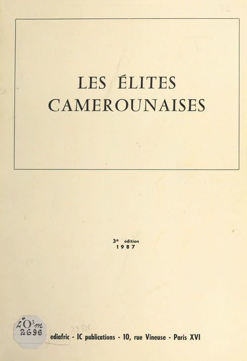 Les élites camerounaises
