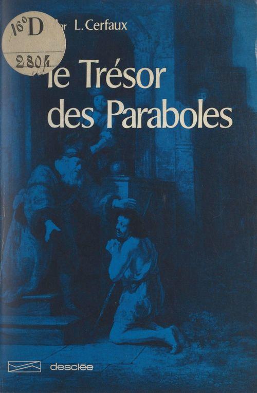 Le trésor des paraboles
