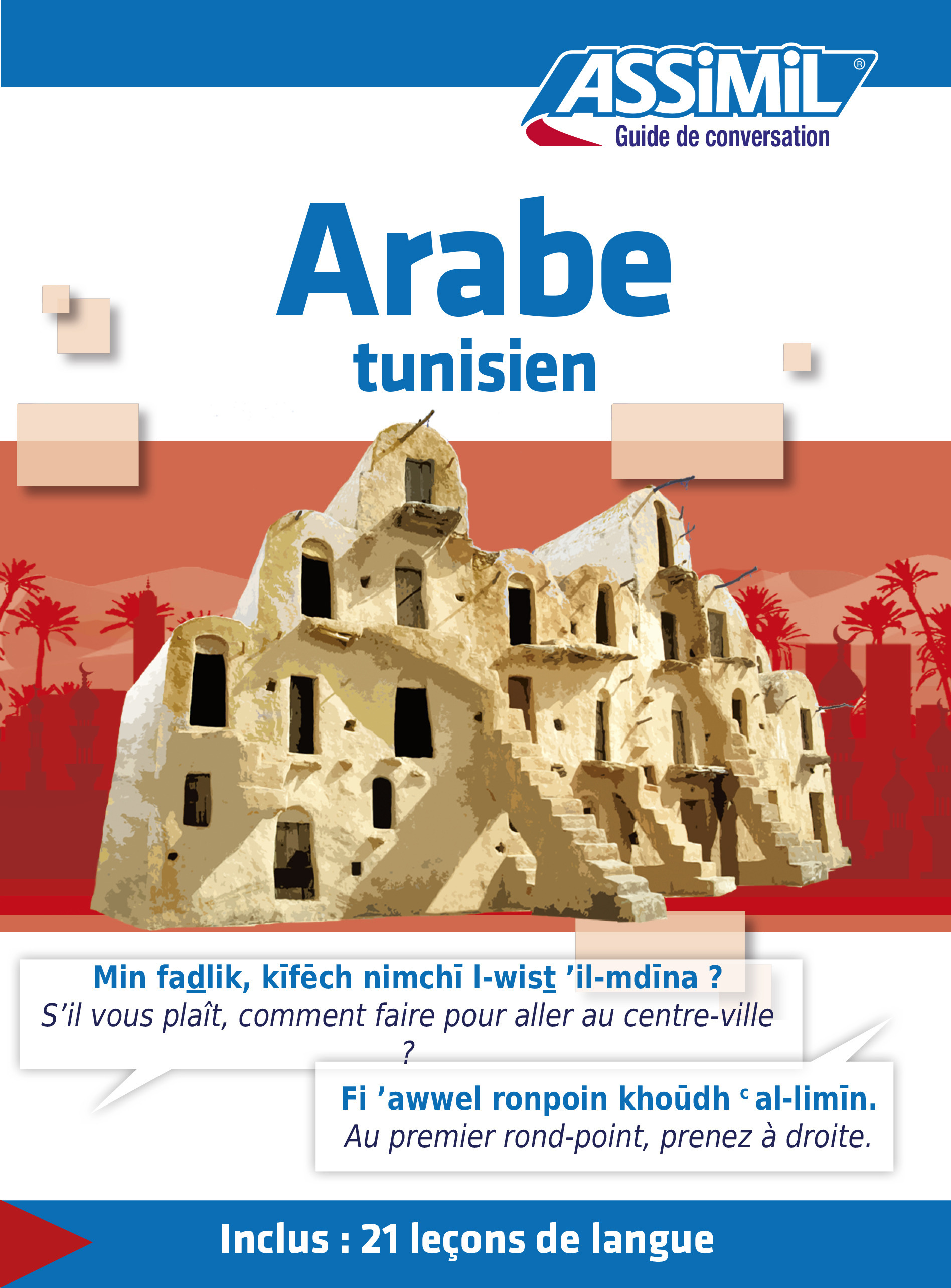 Guides de conversation ; arabe tunisien