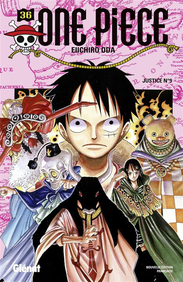 One Piece - édition originale T.36 ; justice n°9