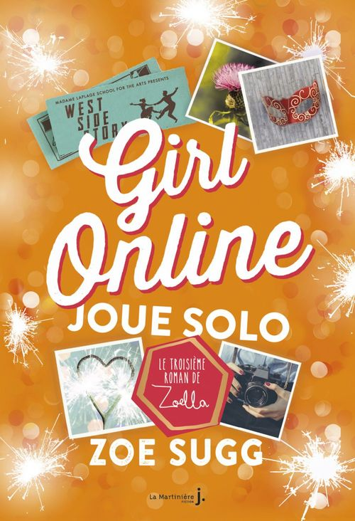 Girl online joue solo. girl online, tome 3
