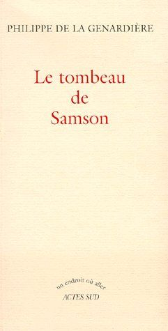 Le Tombeau De Samson
