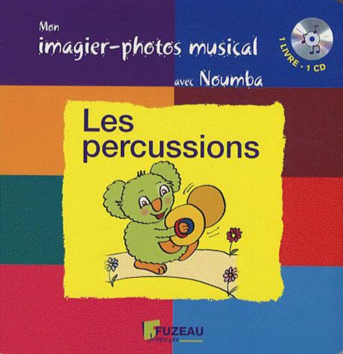 Les percussions avec Noumba