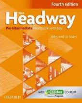 New headway, 4th edition pre-intermediate: workbook with key and ichecker cd pack