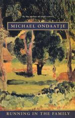 Vente Livre Numérique : Running in the Family  - Michael Ondaatje