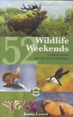 52 wildlife weekends (1ère édition)