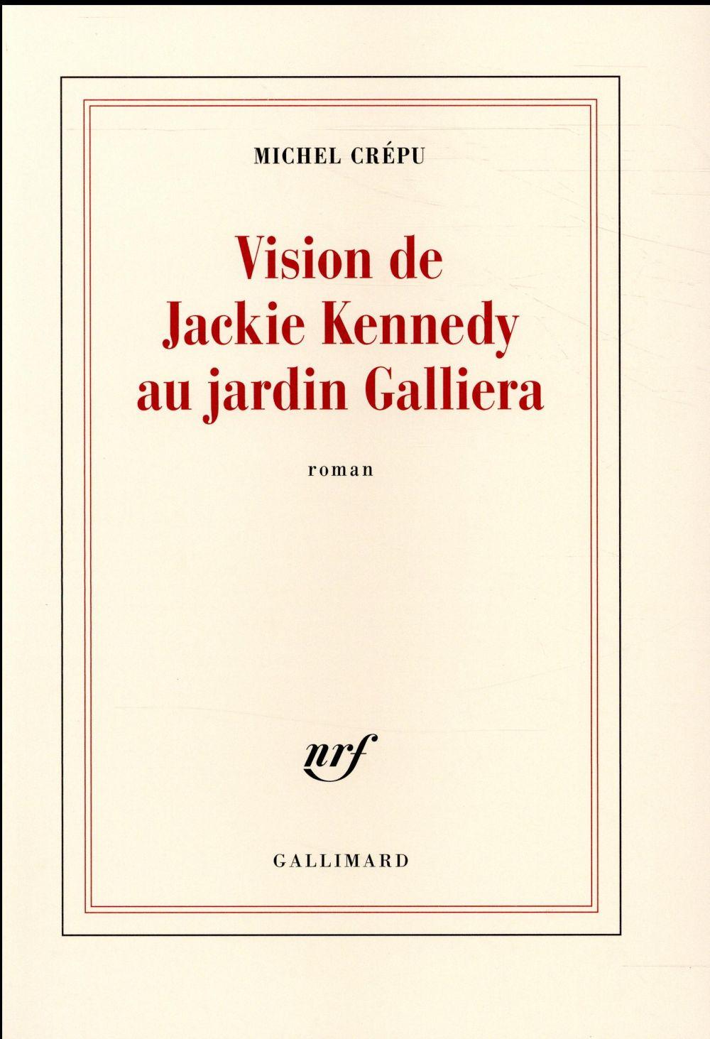 Vision de Jackie Kennedy au jardin Galliera