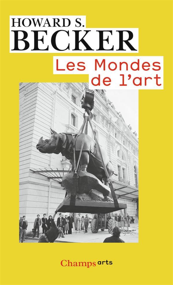 LES MONDES DE L'ART