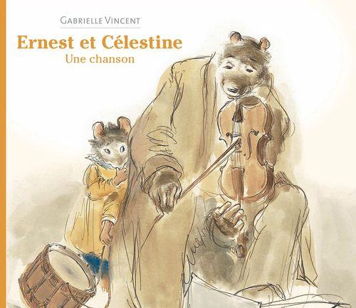 Ernest et Célestine ; une chanson