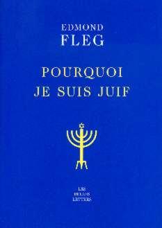 Pourquoi je suis juif