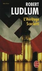 Couverture de L'héritage scarlatti