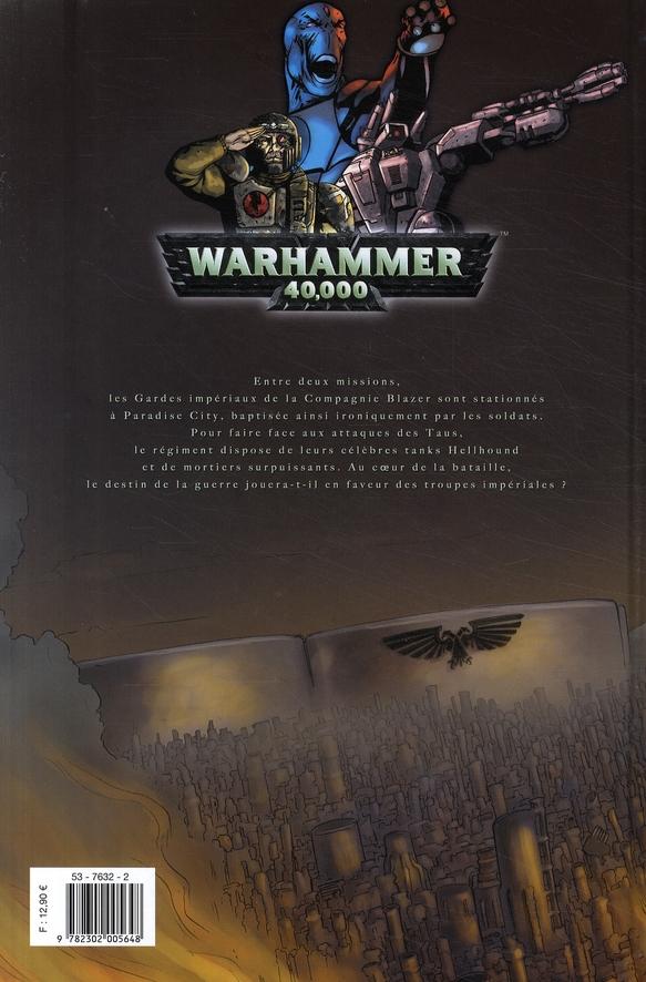 Warhammer 40.000 t.6 ; les terres brûlées