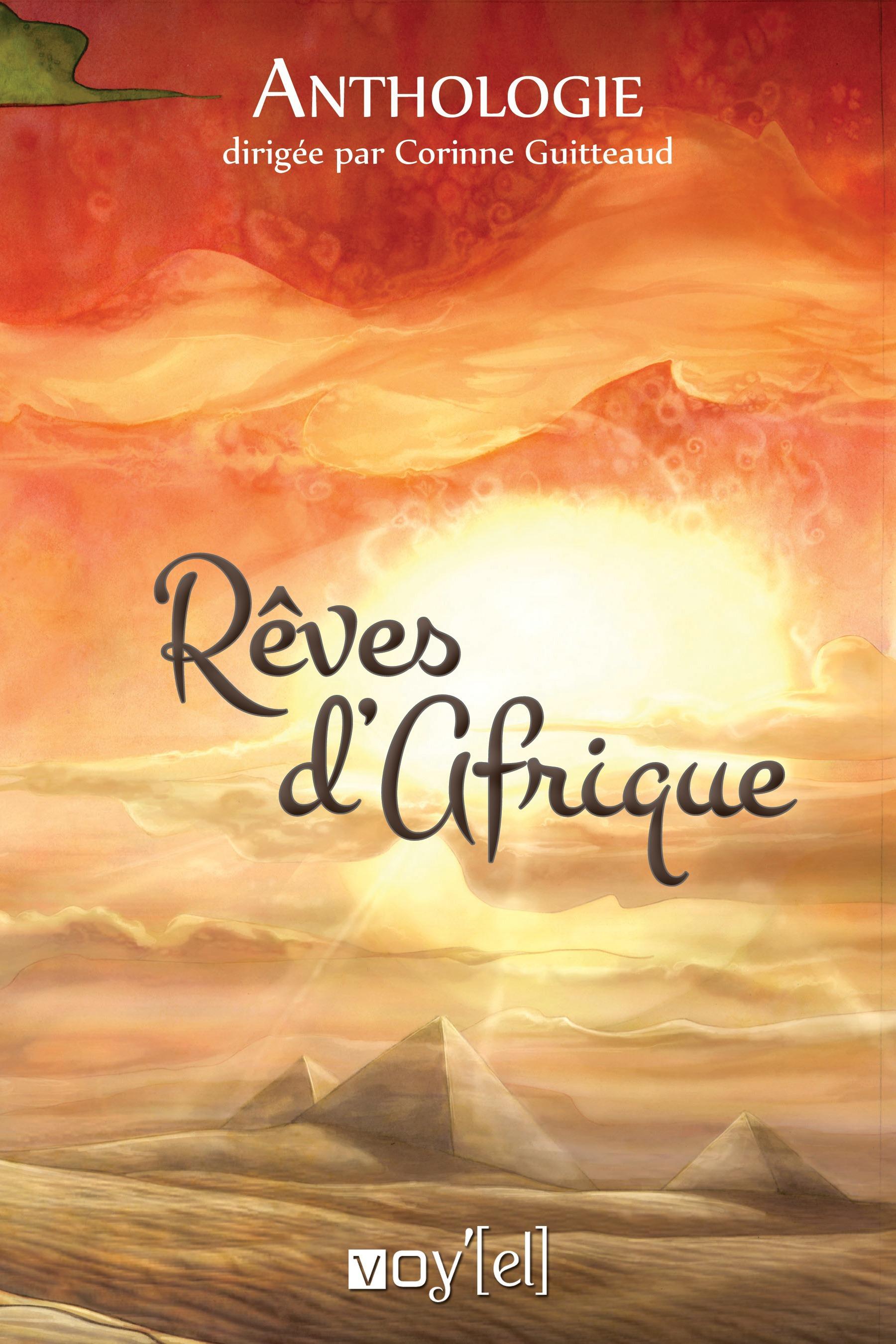Anthologie Rêves d'Afrique