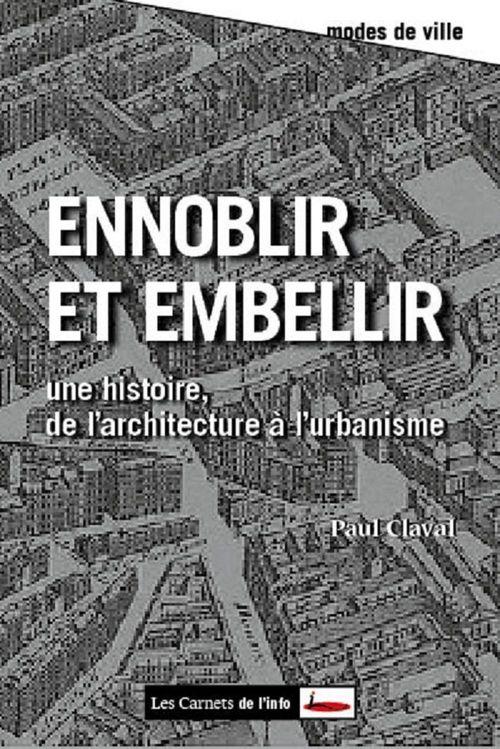 Ennoblir et embellir ; de l'architecture à l'urbanisme