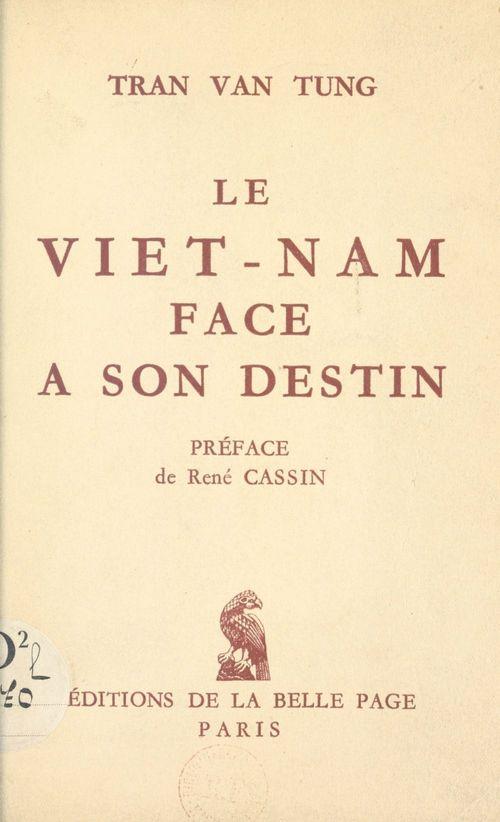 Le Viêt-Nam face à son destin
