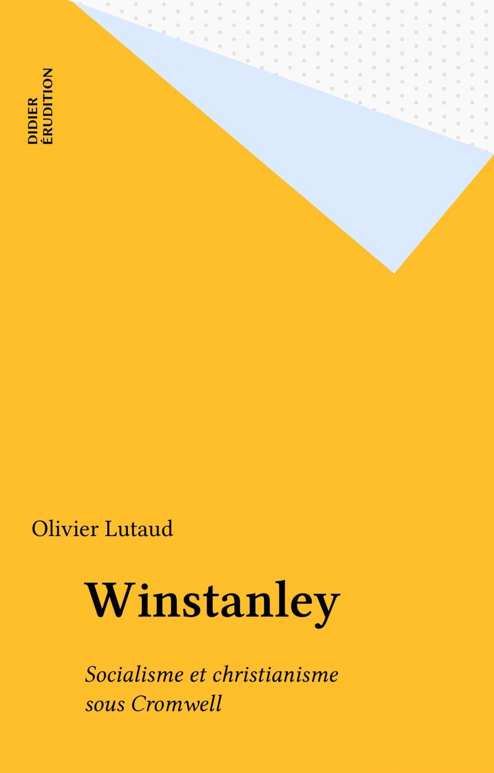 Winstanley  - Lutaud Olivier