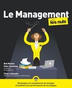 Le management pour les Nuls, grand format, 4e ed, nouvelle charte  - Peter ECONOMY - Bob Nelson