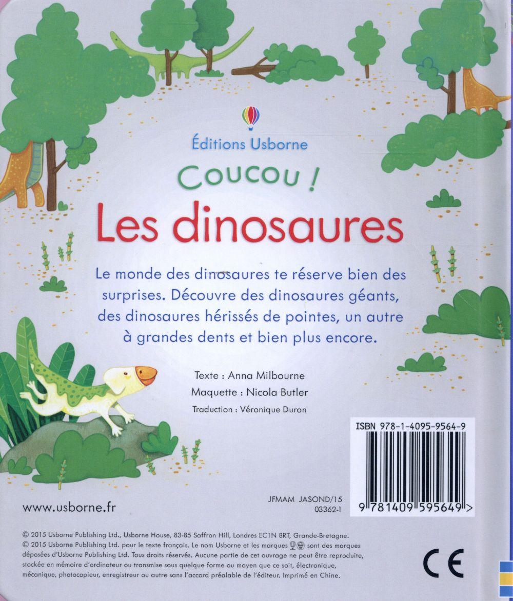 COUCOU ! ; les dinosaures
