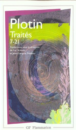 Traites 7-21