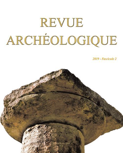 Revue archeologique n.2 (edition 2019)