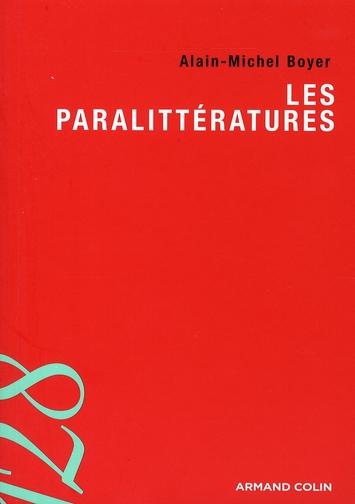 Les paralittératures