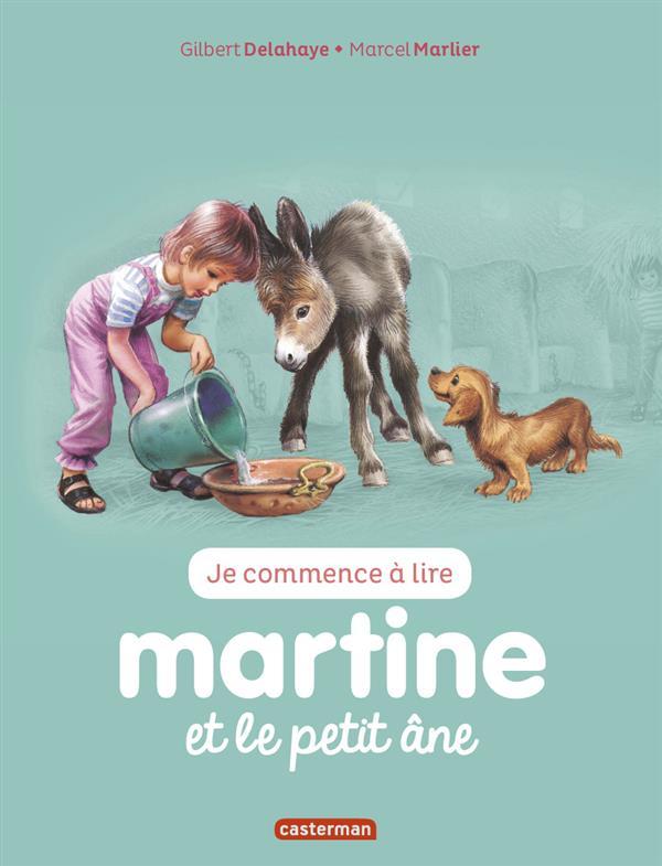 Martine et le petit âne
