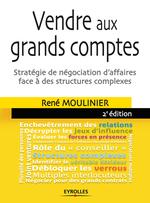 Vente Livre Numérique : Vendre aux grands comptes  - René Moulinier