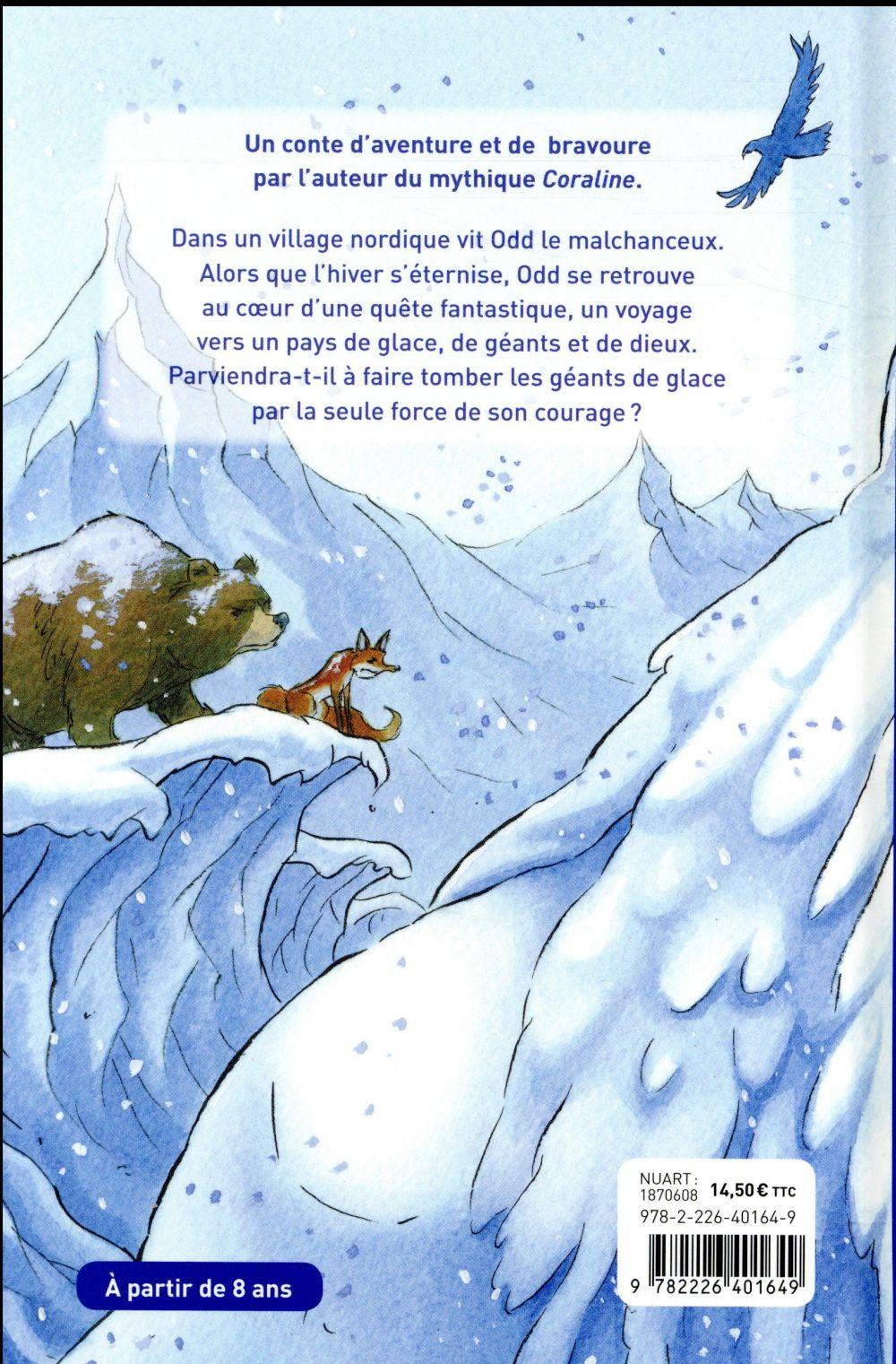 Odd et les géants de glace (édition 2017)