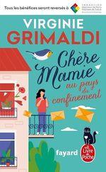 Vente livre : EBooks : Chère Mamie au pays du confinement  - Virginie Grimaldi