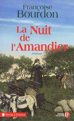 Vente Livre Numérique : La Nuit de l'Amandier  - Françoise Bourdon