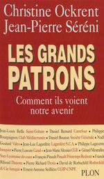 Vente EBooks : Les Grands Patrons  - Christine Ockrent - Jean-Pierre Sereni