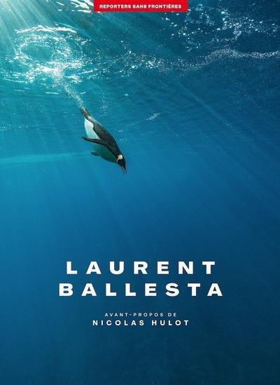 L'album RSF pour la liberté de la presse ; Laurent Ballesta