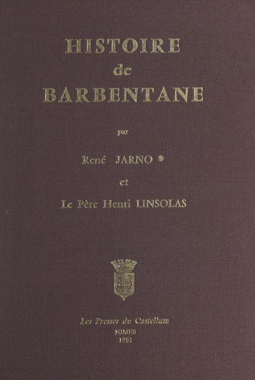 Histoire de Barbentane