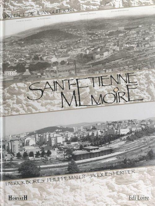 Saint-Étienne mémoire