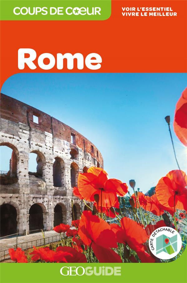 GEOguide coups de coeur ; Rome (édition 2019)