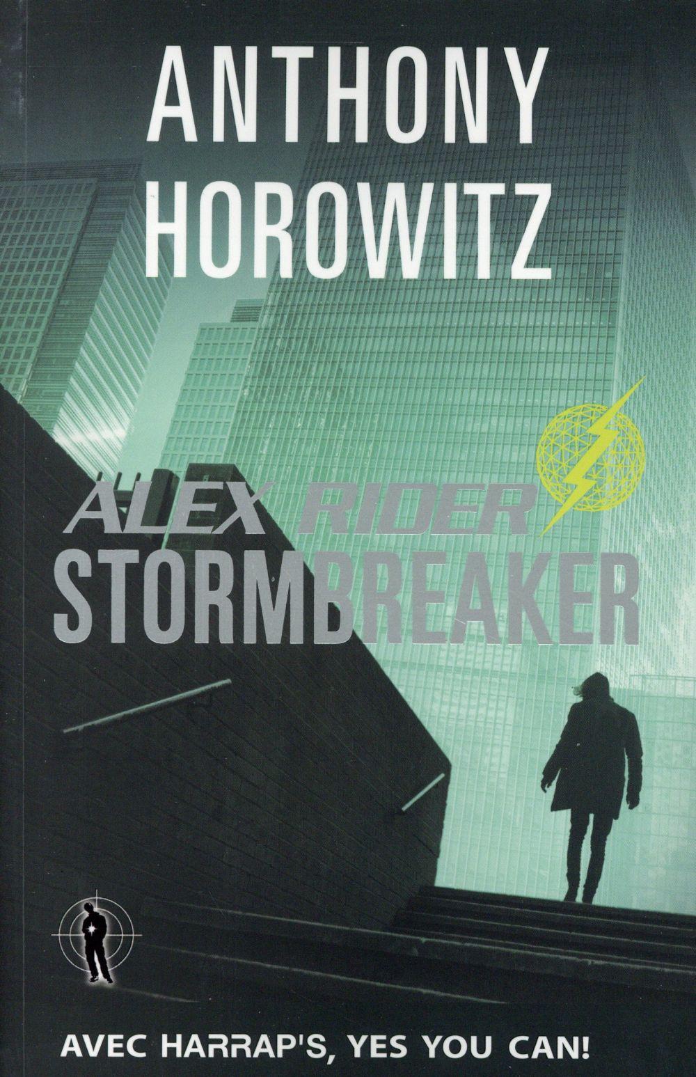 Alex Rider ; stormbreaker