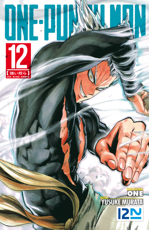 One-Punch Man t.12 ; les plus forts