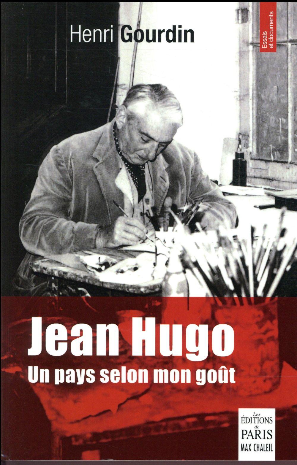 JEAN HUGO - UN PAYS SELON MON GOUT