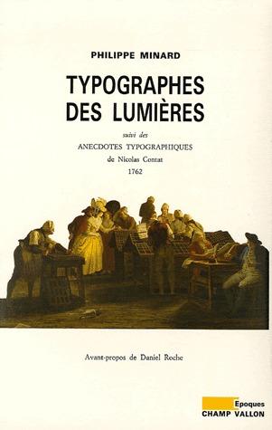 Typographes des lumieres
