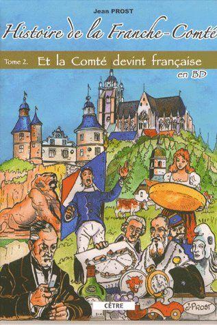 Histoire de la Franche-Comté t.2