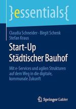 Start-Up Städtischer Bauhof  - Claudia Schneider - Birgit Schenk - Stefan Kraus