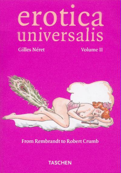 Erotica universalis volume ii-trilingue - ko