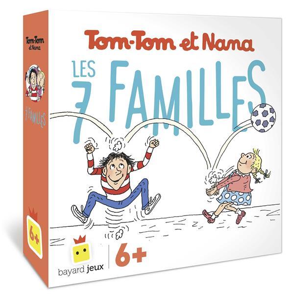 Tom-Tom et Nana ; les 7 familles